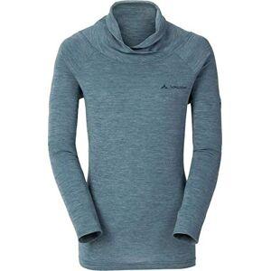 Vaude Altiplano Ls T-shirt voor dames, blauw, 44