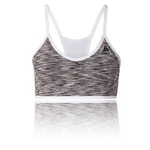 Odlo Dames Sports Bra Fitness Soft BH, wit, l