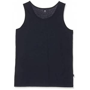 Trigema Dames Top (Trigema Damen Träger-shirt 100% Baumwolle) - blauw (046), maat: 56 (Maat van de fabrikant: XXXL)