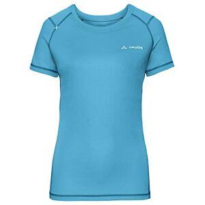 VAUDE dames T-shirt Women's Hallett Shirt II, blauw, 40