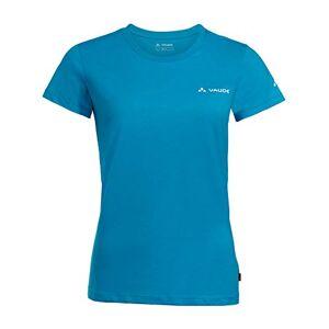 Vaude dames T-shirt Women's Brand Shirt, blauw, 38