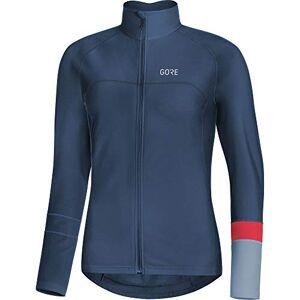 GORE Wear ademend damesshirt met lange mouwen, C5 Women Thermo Jersey, 100368, blauw, 40