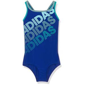 Adidas Badpak voor meisjes, blauw, 14