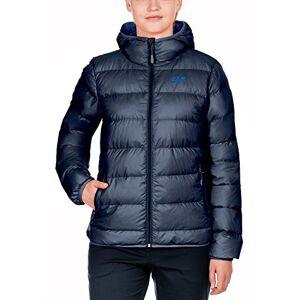 Jack Wolfskin Helium Down Jacket donsjas voor dames, blauw, medium
