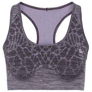 Odlo - Blackcomb Seamless Medium Dames Sportbra, paars, m