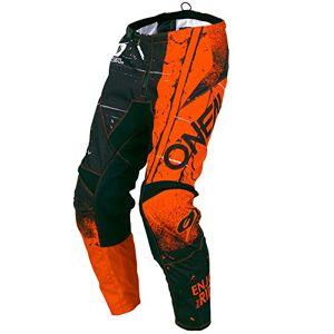 O'Neal Element Shred MX DH MTB Pant Pants lang oranje 2019 Oneal, oranje, 38