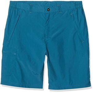 Regatta Herren Leesville Lightweight Water Repellent UV Protection Active Hiking Shorts, Blau (Sea Blue), 34-inch