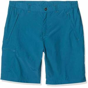 Regatta Herren Leesville Lightweight Water Repellent UV Protection Active Hiking Shorts, Blau (Sea Blue), 34-inch