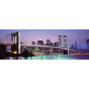 empireposter New York deurposter Skyline + Amendement van