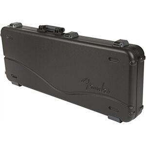 Fender 099-6102-306 Deluxe Molded Case Strat / Tele zwart