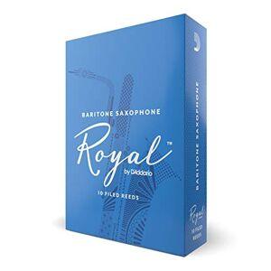 Rico Royal bladeren voor baritonsaxophon (10stuks)