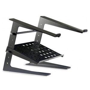 stagg 22225DJ regelbare standaard met legplank voor laptop/USB Controller/CD DVD-speler/mixer