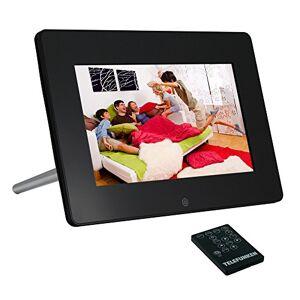 Telefunken DPF 7904 Digitale fotolijst, LED, 7, zwart