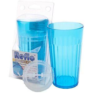 Reflo Smart Cup - drinkbeker, blauw