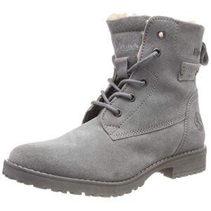 s.Oliver s. Oliver meisjes 5–5–21200laarzen - grijs (grey 200), maat: 38