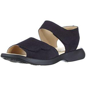 Däumling Funny - Franzi meisjes enkelriempje sandalen - blauw - 30 EU