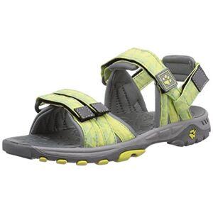 Jack Wolfskin GIRLS BAHIA Sport- & Outdoor sandalen voor meisjes - groen - 28 EU