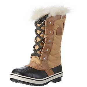 sorel jeugd tofino II, meisjes snowboots, bruin, maat: 37