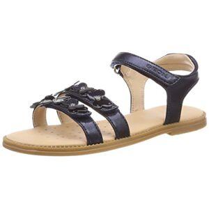 Geox J Karly Girl I J8235i Sandaal voor meisjes - blauw - 30 EU