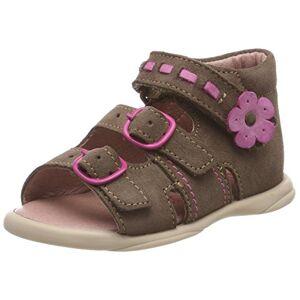Däumling Baby Meisjes Becky loopschoenen - bruin - 21 EU