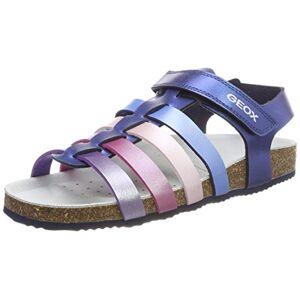 Geox New Aloha Sandalen voor meisjes - blauw - 28 EU
