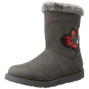 s.Oliver 56407 Sluiplaarzen voor meisjes - grijs - 37 eu