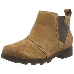 sorel meisjes youth emelie Chelsea Boots - bruin - 34 EU
