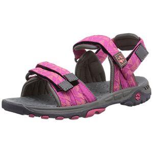 Jack Wolfskin GIRLS BAHIA Sport- & Outdoor sandalen voor meisjes - roze - 28 EU
