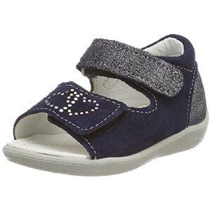 RICOSTA Meisjes Betty Open sandalen - blauw - 22 EU