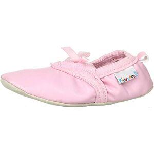 Playshoes gymschoenen voor meisjes - roze, maat 26/27