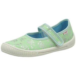 Superfit Bella Lage pantoffels voor meisjes - groen - 25 EU