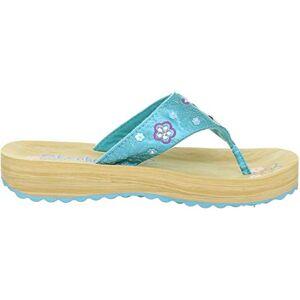Skechers Sparks, sandalen voor meisjes (Sparks) - Turq, maat: 27 EU