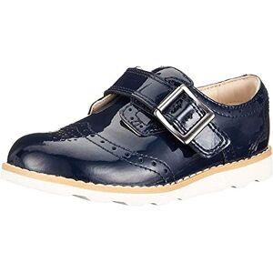clarks meisjes Crown Pride gesloten sandalen - blauw - 21 EU
