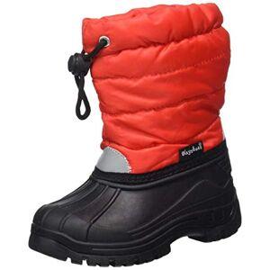 Playshoes sneeuwlaarzen voor meisjes - rood - 26/27 EU