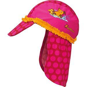 Playshoes baby-meisjes uv-bescherming muis, punten muts (Uv-schutz Mütze die Maus Punkte) - roze (original 900), maat: 51
