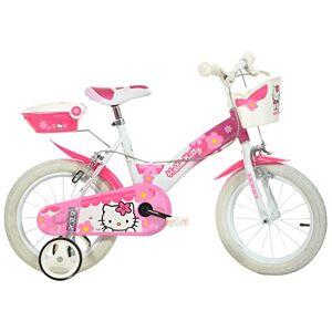 Dinobikes Dino Bikes 152NL-HK Hello Kitty fiets, 12 inch