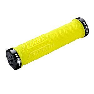 Ritchey WCS TrueGrip x stuurgrepen, geel, 130 mm