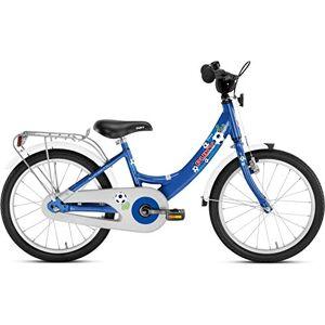 Puky ZL 18 Kinder Kinderfiets, 46 cm (18 inch), aluminium , blauw, 0