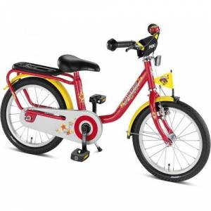 Puky Kinderen fiets puky Z 8Rood, rood, 32