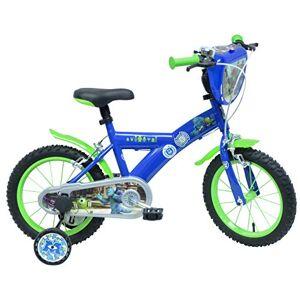 Disney kinderen-fiets, blauw