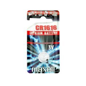 Maxell Lithium CR1616knoopcel