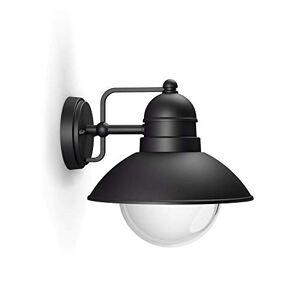 Philips myGarden Wandlamp, voor buitenshuis, E27-fitting, zwart