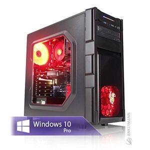 Ankermann-PC 4260370252782 i7 2700K (4x3,50GHz), NVIDIA GeForce GTX 650 2GB, 8GB RAM DDR3, 2,0TB HDD SATA3, kaartlezer 7in1, MB ASUS P8B75-M USB3.0, 24xDVD-Writer, USB 3, netvoeding 600Watt, Case Coolermaster ELITE 335, PC met 2 jaar garantie