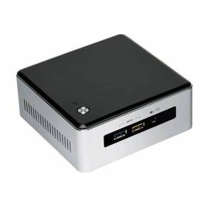 BOXNUC5I3RYH Intel BB NUC5i3RYH Rock Canyon i3High Mini-PC (Intel Core-i35010U, 2,1GHz, geen besturingssysteem)
