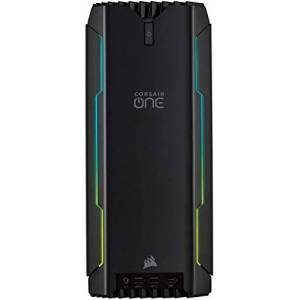 Corsair ONE i140 Compacte gaming-pc, i7-9700K, vloeistofgekoelde RTX 2080, 480 GB M.2, 2 TB HDD, 32 GB DDR4-2666