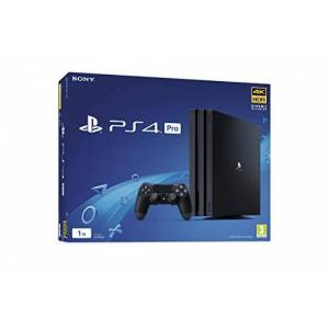 Sony PlayStation 4PS41TB Pro Console cuh-7016b Brand New with damaged Packaging