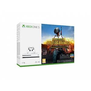 Microsoft Xbox One 1TB incl. Playerunknowns Battlegr. USK 18