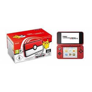 Nintendo New Nintendo 2DS XL Pok Ball Edition