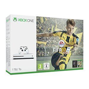 Microsoft Xbox One S 1TB Konsole - Bundle inkl. FIFA 17