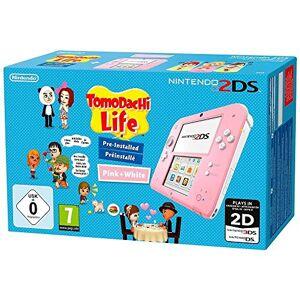 Nintendo 2DS - Konsole (Pink) + Tomodachi Life